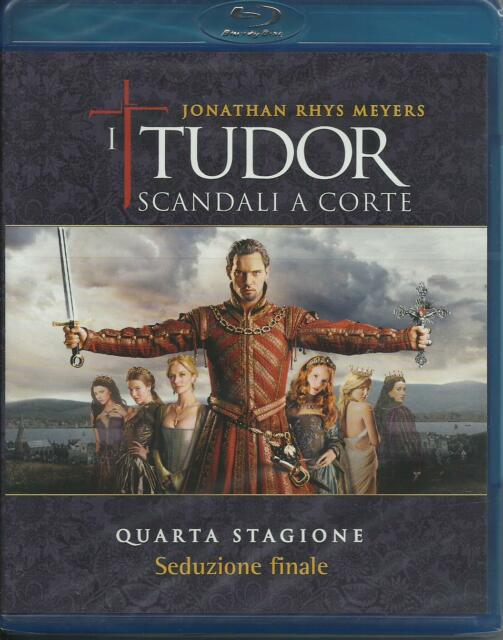I Tudor. Scandali a corte. Stagione 4 (2011) 3 Blu Ray