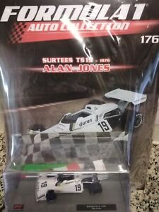 SURTEES-TS19-1976-ALAN-JONES-FORMULA-1-AUTO-C-176-1-43-MIB-DIE-CAST