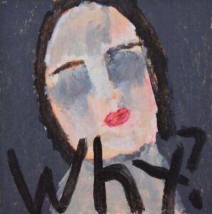 Acrylic-Portrait-Painting-Brut-Outsider-Art-WHY-Katie-Jeanne-Wood