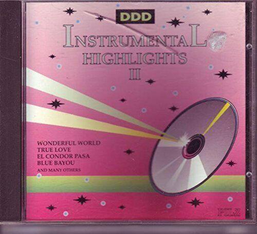 Ambros Seelos (Orch.) Instrumental highlights 2 (16 tracks)  [CD]
