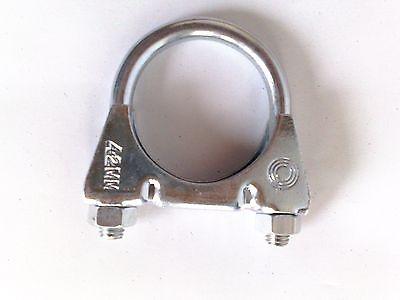 Universal Bügelschelle Auspuffschelle Rohrschelle Schelle Auspuff M8 x Ø 42 mm