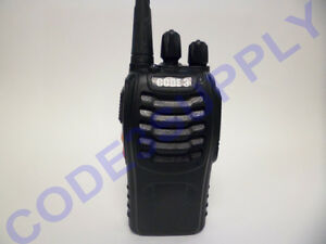 replace kenwood tk 3300 k2 code 3 supply uhf two way radio walkie rh ebay com Kenwood Tk 2300 Kenwood Tk 3300 Ear Pieces