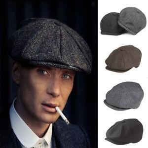 Image is loading Genuine-Peaky-Blinders-Cap-Dentons-Gatsby-Newsboy-100- 195cb213e40