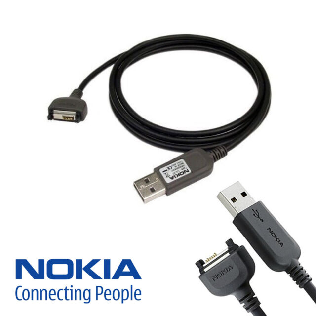 Cáp dữ liệu : Nokia CA-53 (USB Data Cable)