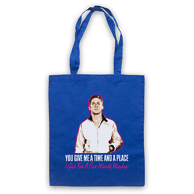 Drive Movie Ryan Gosling 5 Minute Window Unofficial Tote Bag Life Shopper