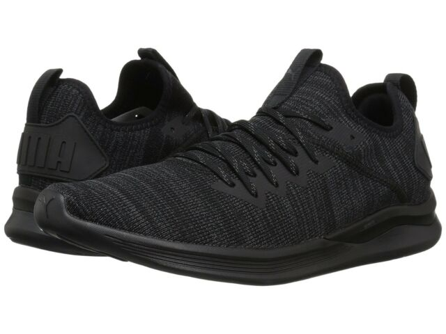 reputable site 2cde9 4ddf7 PUMA Ignite Flash Evoknit Men's Training Shoes Men Low Boot Running Multi 4  11