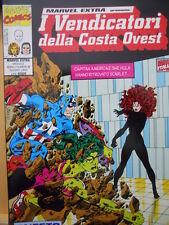 Marvel Extra - I Vendicatori della Costa Ovest n°2 1994 ed. Marvel Italia[G.212]