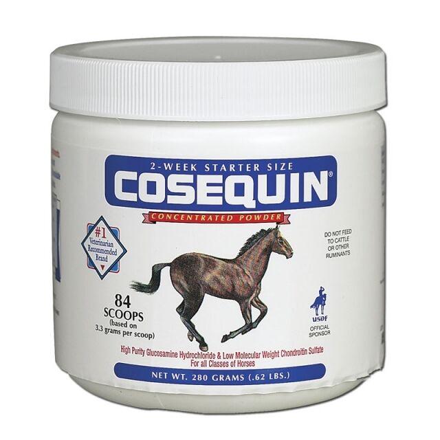 Cosequin Concentré GLUCOSAMINE CHONDROITIN JOINT cheval Poudre Complément Alimentaire