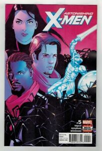 MARVEL COMICS//2017 JIM CHEUNG ART /& COVER ASTONISHING X-MEN #1