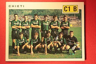 Panini Calciatori 1991//92 1991 1992 N 597 CHIETI SQUADRA OTTIMA