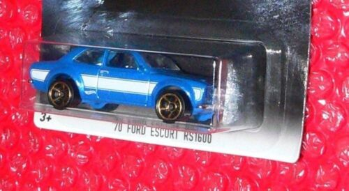 2017 Hot Wheels Fast and Furious /'70 Ford Escort RS1600  #6 DWF75-0910