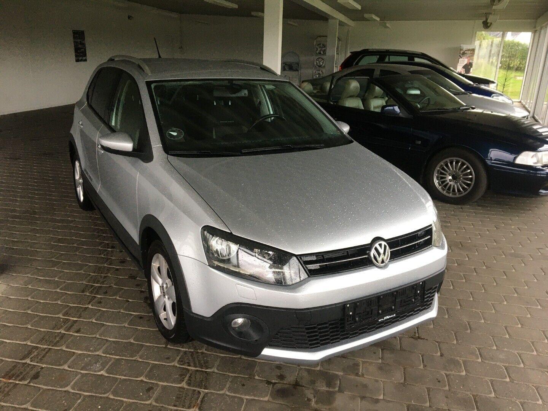 VW Polo Cross 1,6 TDi 90 DSG 5d