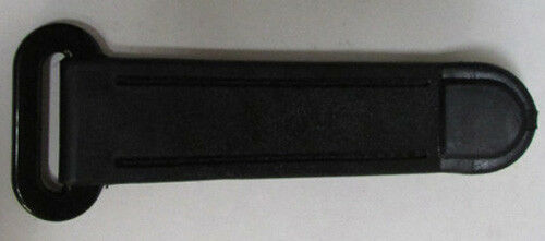 "Black DPE Seat Belt Shoulder Harness Pillar Post 8/"" Drop Down Extension Bracket"