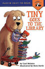 Tiny Goes to the Library by Cari Meister (Hardback, 2000)