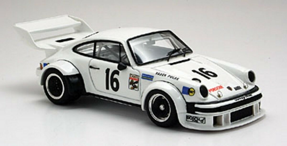 +Porsche 934 5 Vasek Polak Watkins Glen 1976 - Hand Built Arena Models 1 43