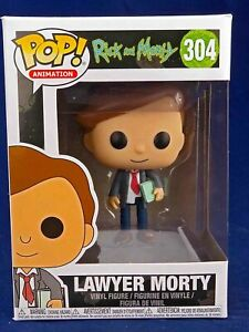 Funko-Pop-Vinyl-Figure-Animation-Rick-and-Morty-304-Lawyer-Morty