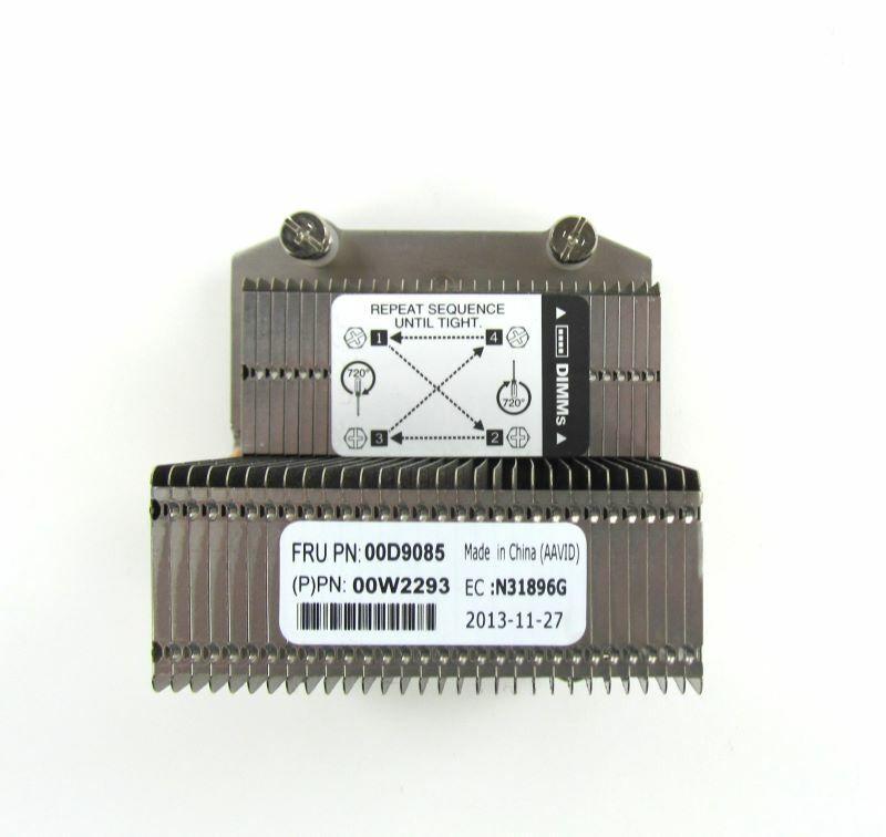 00W2293 IBM x3300 M4 Server CPU Heatsink