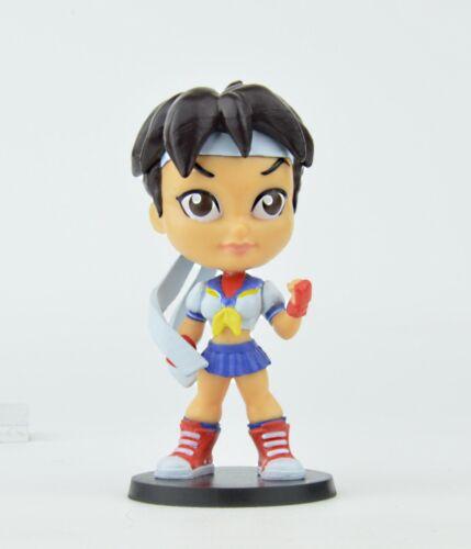 Street Fighter Lil K.O 3 pouces Mini-Figure-Sakura