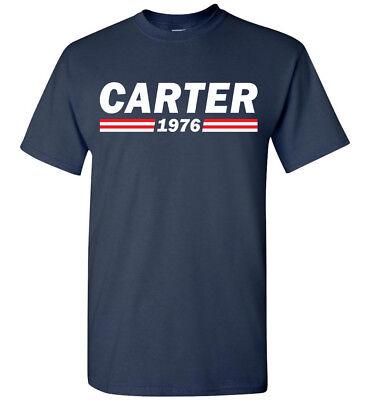 Long Sleeve Mens Short Tank Jimmy Carter Stencil T-Shirt Youth Womens