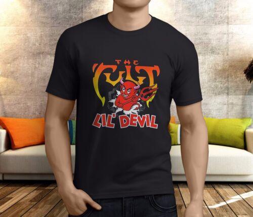 Nouveau populaire THE CULT Sonic Temple Homme T-Shirt Noir S-3XL