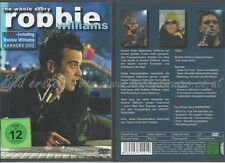 Robbie Williams - The Whole Story [2 DVDs] -- Robbie Williams -2004-