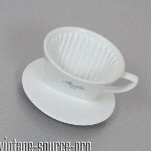 alter melitta 3 loch porzellan kaffee filter wei nr 100. Black Bedroom Furniture Sets. Home Design Ideas