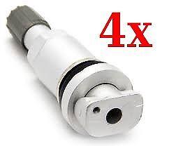 4x kit réparation Valve Capteur Pression TPMS Pneu RENAULT SIEMENS VDO TG1B