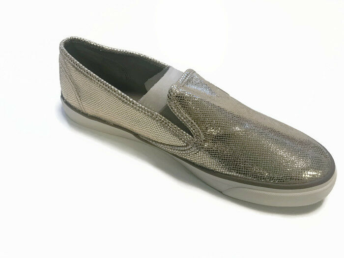 Sperry Top Sider Womens Seaside Brush Off Bronze STS93445 Size 8.5