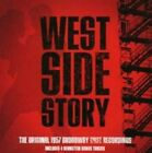 West Side Story Stage Show Original Cast Recording OBC Audio CD