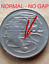 1966-Australian-20-Cent-034-Wave-Gap-034-Error-Coin-Variety-Scarce-2-Coin-Set thumbnail 3