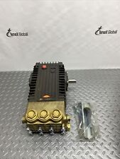 General Pump 66 Series 5100 Psi 50 Gpm Solid Shaft Triplex Pressure Washer Pump