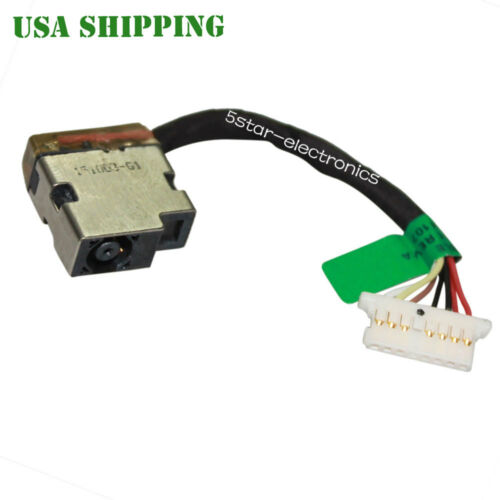 DC POWER JACK PORT SOCKET CABLE HARNESS for HP Envy X360 15-W100 15-W200 series
