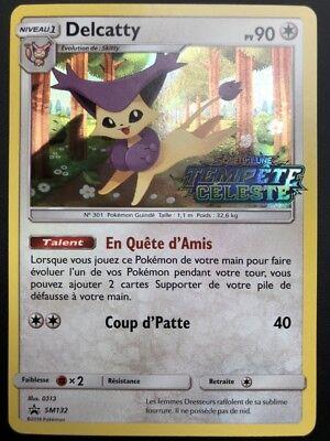 Carte Pokemon PLUMELINE 55//168 REVERSE Soleil et Lune 7 SL7 FR NEUF