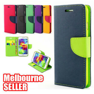 iPhone-6-6S-7-8-Plus-5-5C-Premium-Gel-Leather-Flip-Wallet-Case-Cover-For-Apple-X
