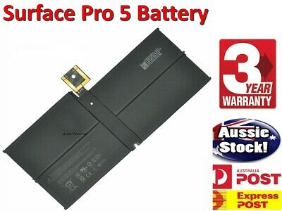 Replacement Battery Part No.G3HTA038H for Microsoft Surface Pro 5,Surface Pro 5 1796