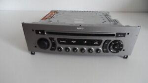 Autoradio-d-039-origine-cd-mp3-rd4-n2m-01c-peugeot-308