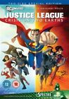 Justice League Crisis on Two Earths 5051892011884 DVD Region 2