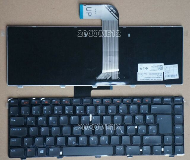 for Dell Inspiron 15R N5040 N5050 M5040 M5050 M521R Keyboard Croatian Serbian