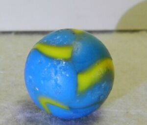 #10517m Large .77 Inches Peltier NLR Cub Scout Marble