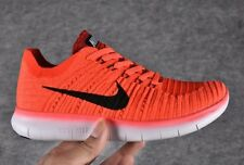 8c9e8ebf55431 item 4 Men s Nike Free Run Flyknit Bright Crimson Black Unvrsty Red 831069  600 sz US 12 -Men s Nike Free Run Flyknit Bright Crimson Black Unvrsty Red  831069 ...