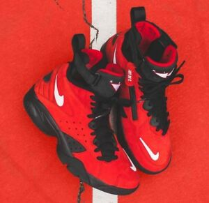 d09f98c0a10 KITH X NIKE AIR MAESTRO II HIGH - RED  Size 6  Confirmed   Pippen