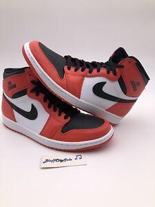 """c1f6e10d9e Nike """"Rare Air"""" Jordan 1 Retro High Max Orange 332550-800 Men's Size ..."""