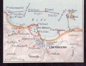 1908-LE-PORT-MILITAIRE-DE-CHERBOURG-W853