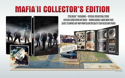 1 von 1 - Mafia II -- Collector's Edition (Microsoft Xbox 360, 2010)