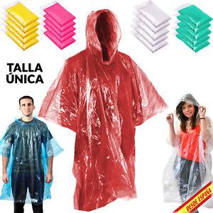Waterproof-poncho-raincoat-adult-unisex-Emergency-hooded-rain-camping