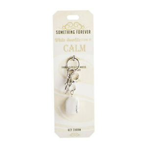 Wishstone-Collection-White-Howlite-Stone-Tranquility-and-Aids-Memory-Key-Charm
