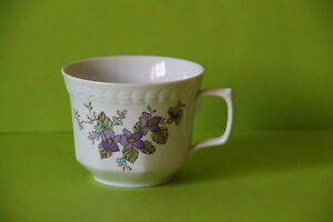 Seltmann weiden Andrea violette tasse à café tasse