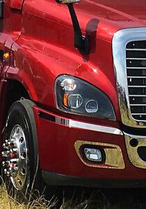 Freightliner Cascadia Fog Light Trim-Pair # 11682