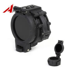 "Tactical 1.125"" Flashlight Infrared IR Filter for SureFire M600 M600V M620V Lamp"