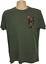 Mens-T-shirt-Size-M-Green-Khaki-Top-New-Look-Men-EXIST-100-Cotton-Brand-New thumbnail 1